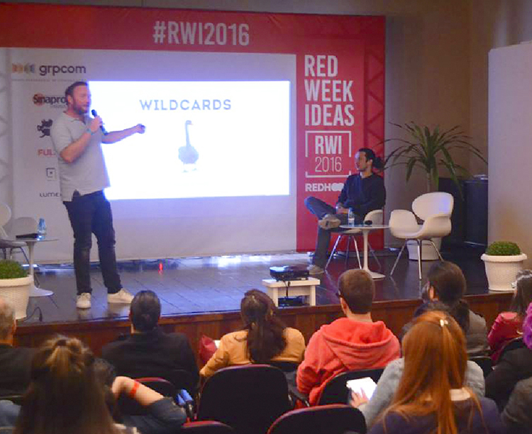 Red Week Ideas 2016 - RedHook School | Fulze - Live Marketing